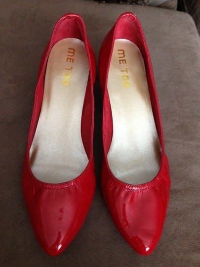 Me Too RED Pumps