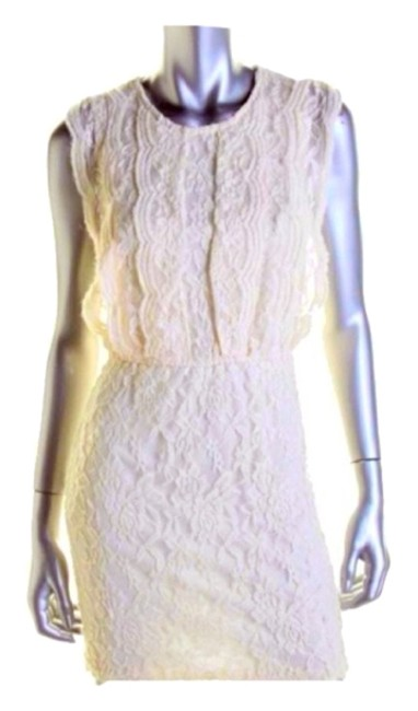 Bar III short dress White on Tradesy