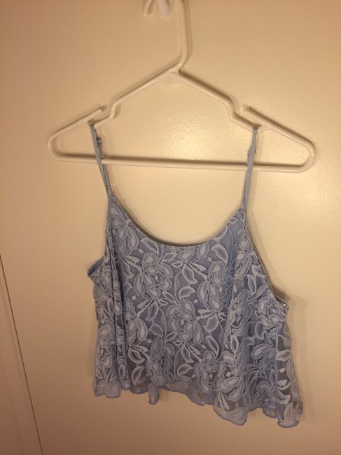 Only Mine Top Blue