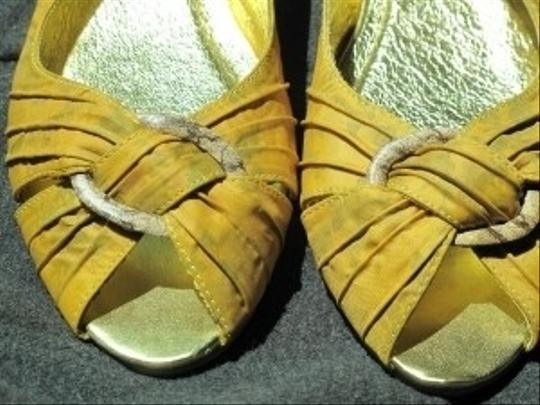 Restricted Yellow Flats