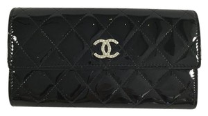 Chanel Chanel Black Wallet