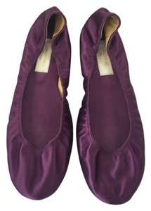 Lanvin Dark purple Flats