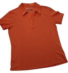Cutter & Buck Top Orange
