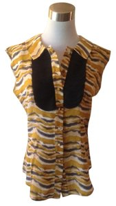 Miguelina Top Multi/Yellow