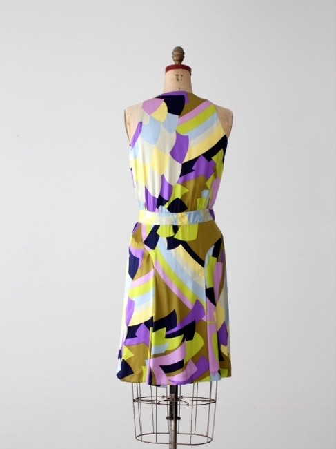 Missoni Wrap Silk Dress