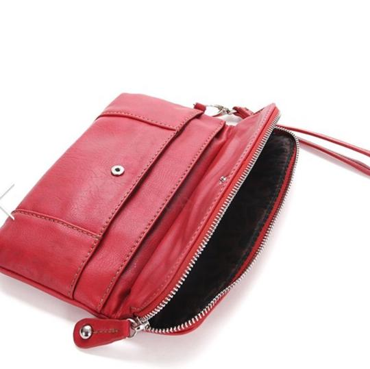 Nine West Red Clutch