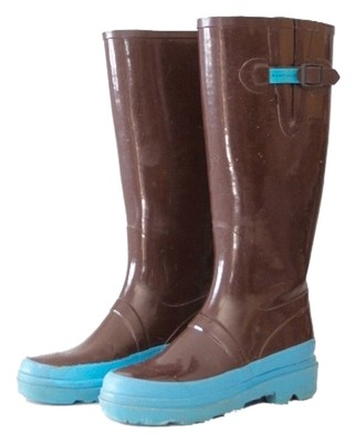 marc jacobs rain brown boots boots booties on sale at. Black Bedroom Furniture Sets. Home Design Ideas