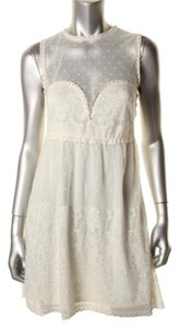 Dolce Vita short dress White on Tradesy