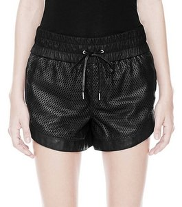 Helmut Lang Black Shorts