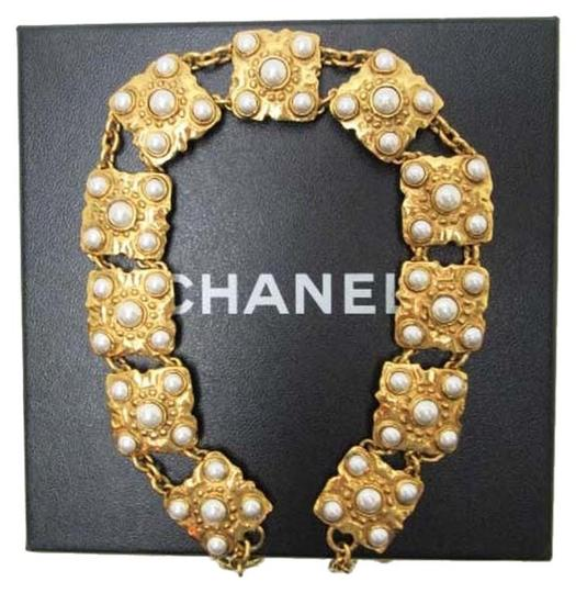 Preload https://item3.tradesy.com/images/chanel-gold-plated-vintage-with-pearls-mint-necklace-3464752-0-0.jpg?width=440&height=440