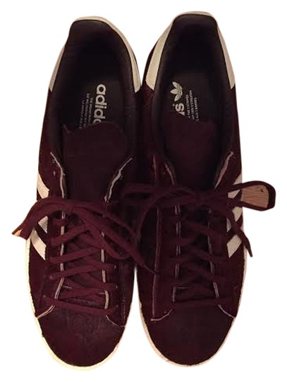 Preload https://item2.tradesy.com/images/adidas-burgundy-athletic-3465646-0-0.jpg?width=440&height=440