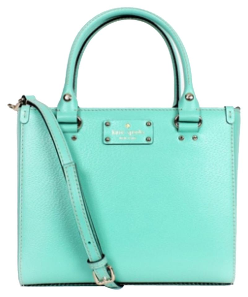 Kate Spade Small Quinn Givernyble Leather Cross Body Bag - Tradesy 12ceaaf52382f