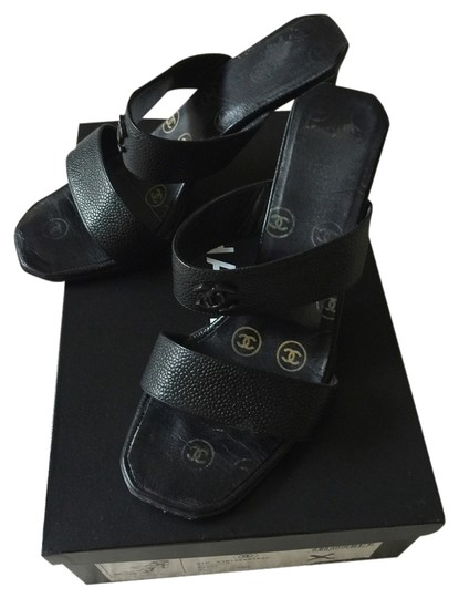 Chanel Slides Chic Mules Chic Matches Everything Black Sandals