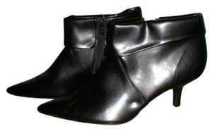 Fioni Ankle Ankle Size 8 Black Boots
