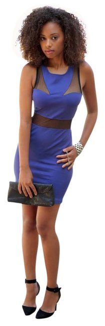 Preload https://item5.tradesy.com/images/cefian-bodycon-party-mesh-dress-purple-3466249-0-0.jpg?width=400&height=650