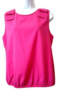 Zara Dark Pink Top