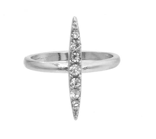 Other MODERN EDGE'S CHIC BAR RING