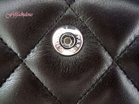 Chanel Classic Flap Lambskin Classic Limited Edition Shoulder Bag