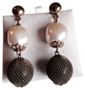 Vintage Couture Statement Earrings