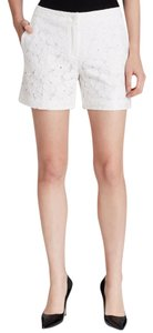 Escada Dress Shorts White