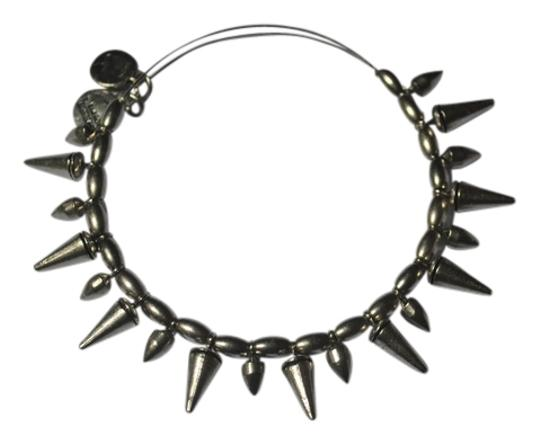 Alex and Ani Alex and Ani Expandable Energy Bracelet Russian Silver Spike of Courage RETIRED