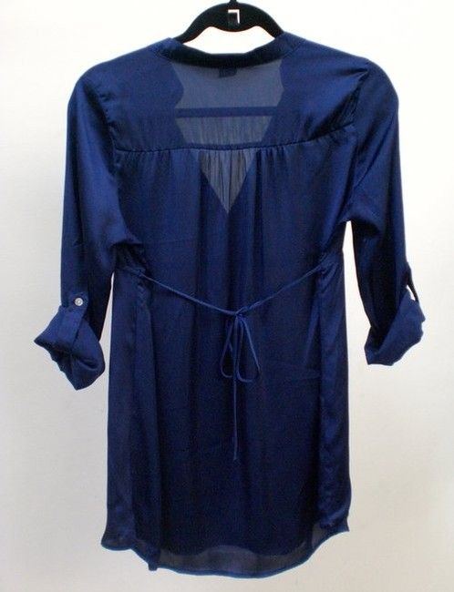 Timing Top navy blue