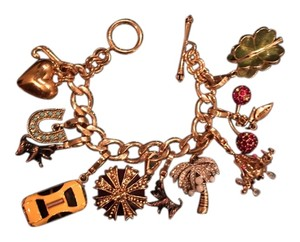 Juicy Couture Juicy Couture Charm Bracelet