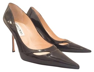 Jimmy Choo Brown, Coffee Pumps
