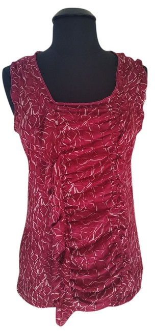 New York & Company Top Magenta