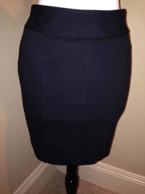 Cache Black Size 2 Mini Skirt