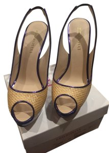 Emilio Pucci Purple Pumps