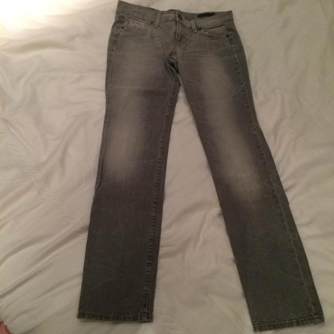 Free People Skinny Skinny Jeans-Light Wash