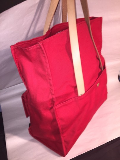 Kate Spade Tote in tomatoe red