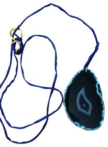 Other Blue Stone Necklace