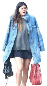 Free People Vintage Denim Coat