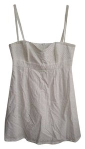 Andrew Gn short dress white High-end on Tradesy