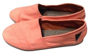 Call It Spring Orange Flats