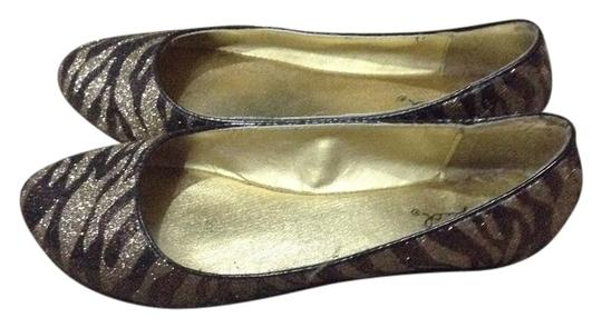 Other Brown and gold Flats