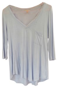 Bordeaux T Shirt Light periwinkle