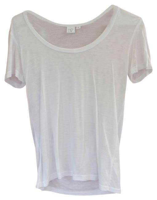 Preload https://item5.tradesy.com/images/bp-clothing-white-tee-shirt-size-2-xs-3471949-0-0.jpg?width=400&height=650