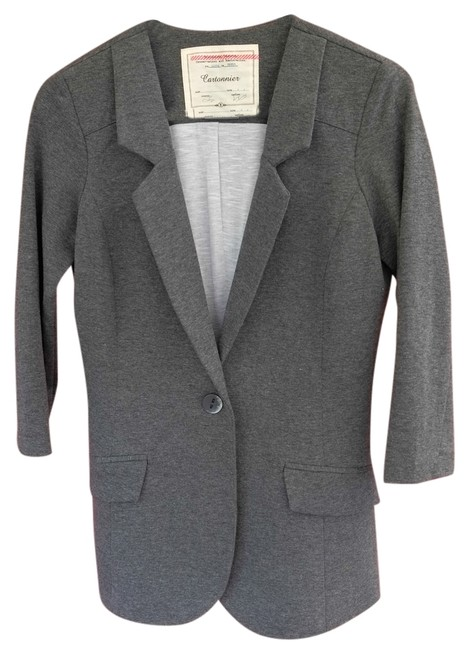 Cartonnier Gray Blazer
