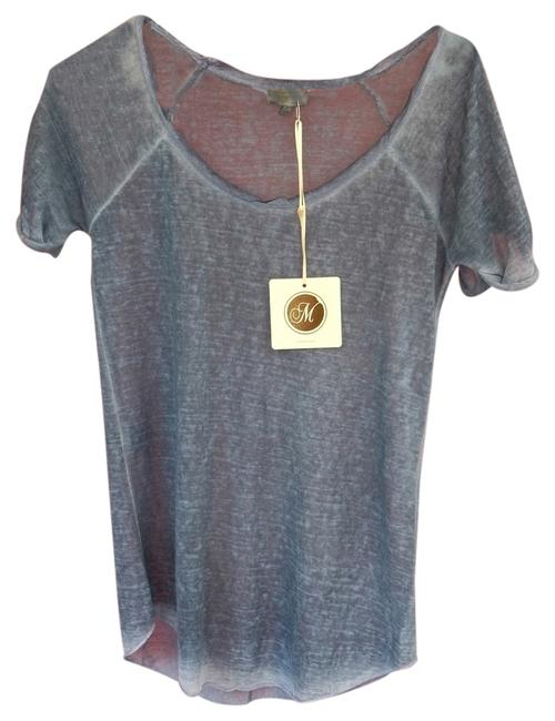 M for Bolide T Shirt Blue