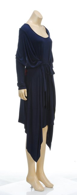 Navy Maxi Dress by Isabel de Pedro