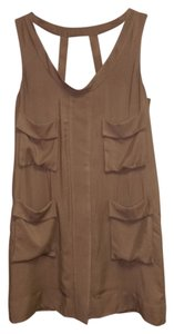 BCBGeneration short dress Brown on Tradesy