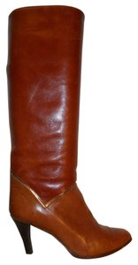 Nickels Vintage Leather British tan Boots
