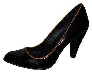 Miss Sixty Leather black Pumps