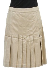 St. John Skirt Tan