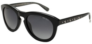 Jimmy Choo JIMMY CHOO HERO STAR STUDDED SUNGLASSES