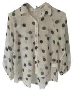 Charlotte Russe Button Down Shirt