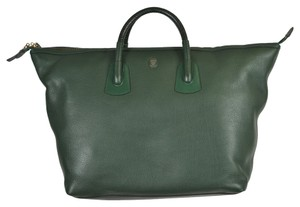 Gucci Deep Green Travel Bag